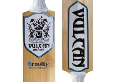 Vulcan Gravity Handmade Cricket Bat 3