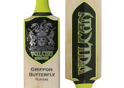 Vulcan Griffon Handmade Cricket Bat_Butterfly Willow_3
