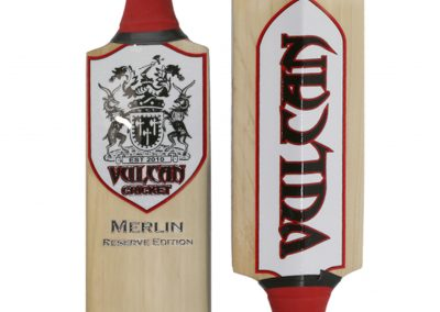 Vulcan Merlin Handmade Cricket Bat_3